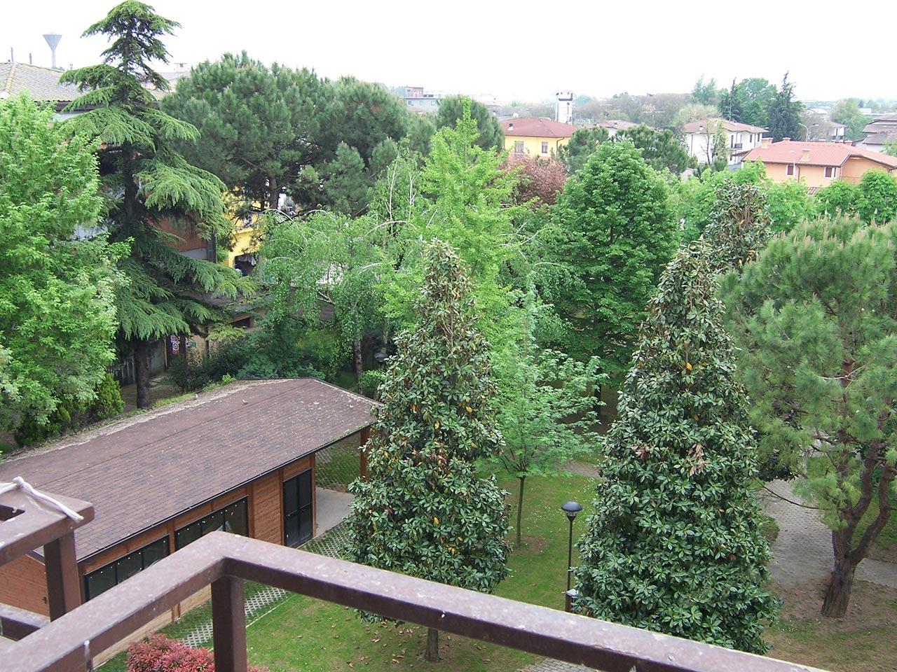 Casa di Riposo Benedetto Albertini Verona - parco